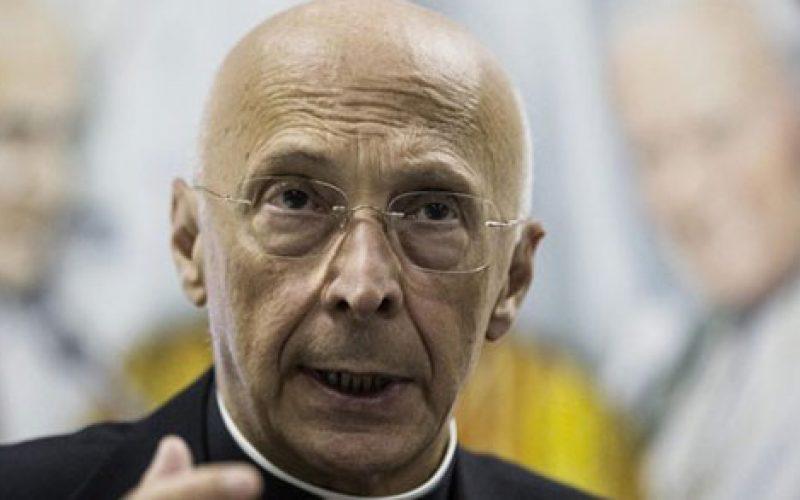 Кардинал Анџело Бањаско на нова функција