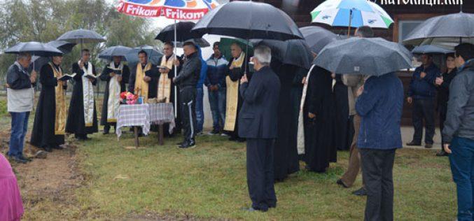 Владиката Стојанов го благослови пасторално социјалниот центар во Сарај