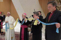 Папата се сретна лутераните од Германија