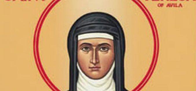 Света Тереза Авилска