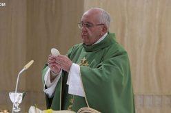 Папата Фрањо повика на борба против лицемерието