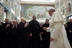 Папата до Августинците: Бидете градители на заедништво