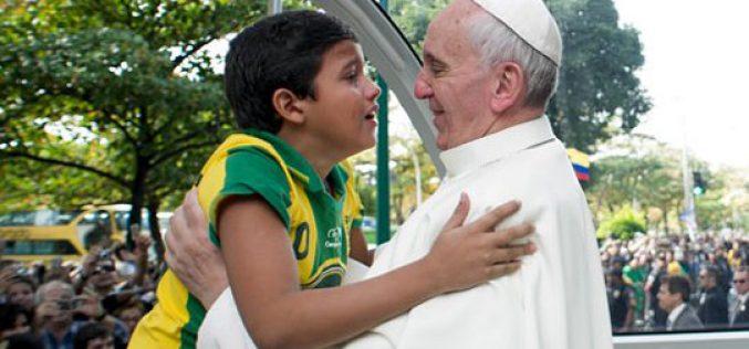 Порака на папата Фрањо за Светскиот мисиски ден 2016