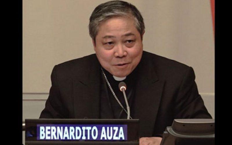 ООН: Надбискупот Ауза за макроекономската политика