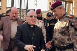 Халдејскиот патријарх Сако во посета на ослободените села