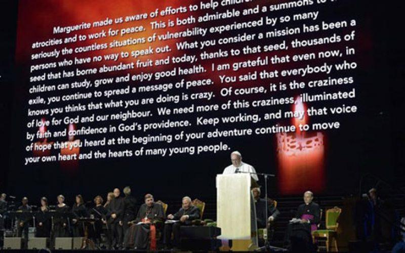 Папата: Единството на христијаните е приоритет