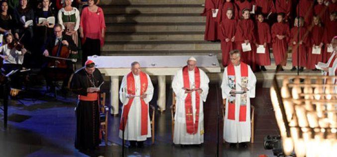 Кардинал Кох: Папата е многу задоволен од Шведска