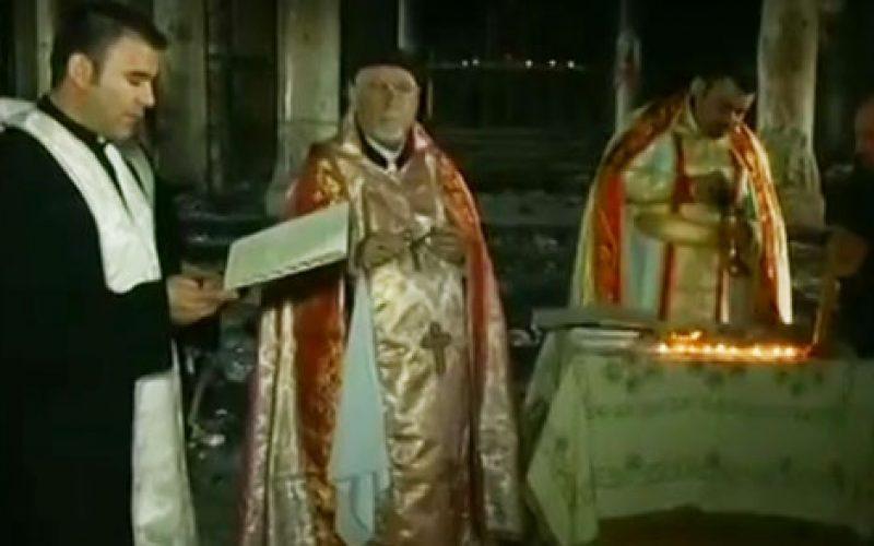 По окупација од Исламската држава прва Литургија во Бахдида