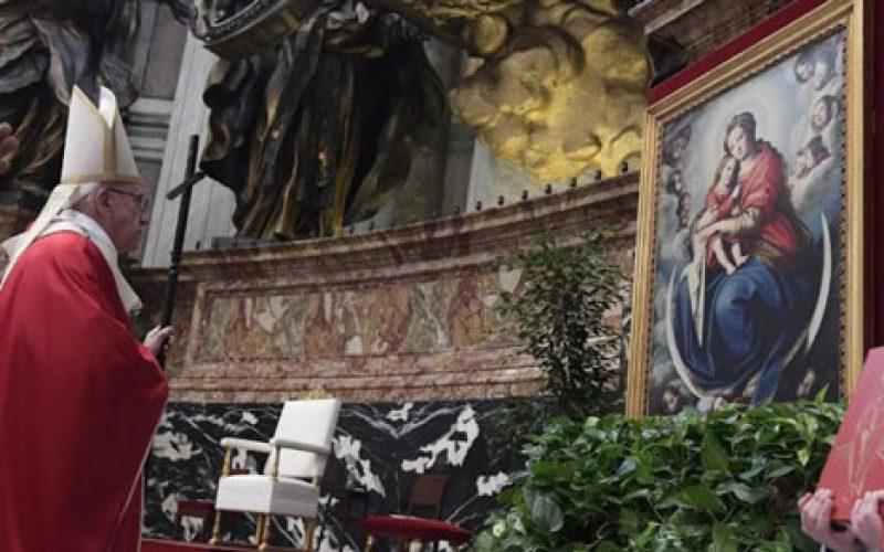 Папата на Литургијата за пастирите: Смртта е влез во полнотата на животот