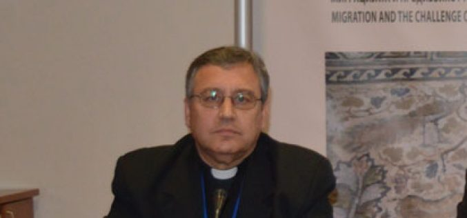 Поздравен говор на монс. д-р Киро Стојанов на 4. Светска конференција за меѓурелигиски и меѓуцивилизациски дијалог