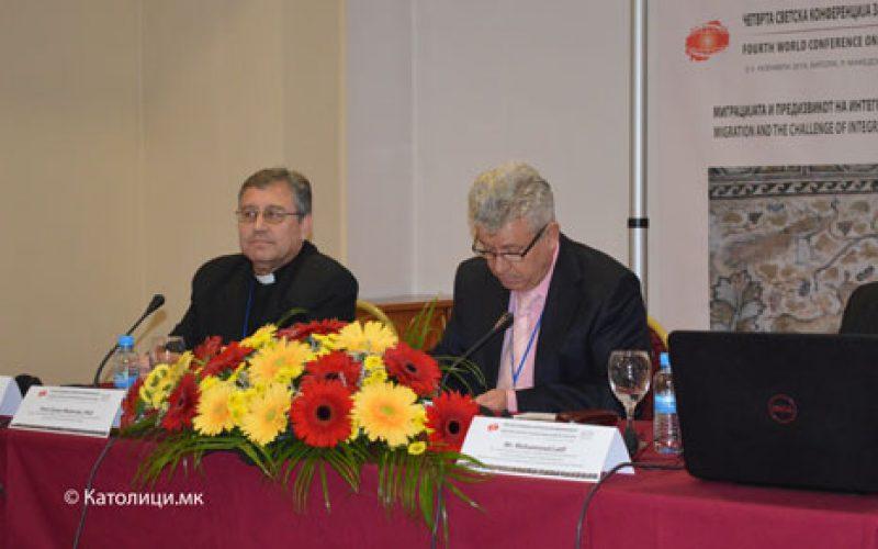 Воведно предавање на монс. д-р Киро Стојанов на панел дискусијата за семејството