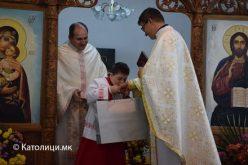 Неоерејска Литургија во Богданци и Гевгелија