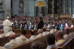 Папата: Отворете ги своите срца за Божјото милосрдие