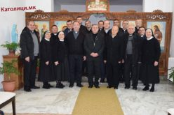 Духовна обнова за свештениците од Апостолскиот егзархат во Македонија