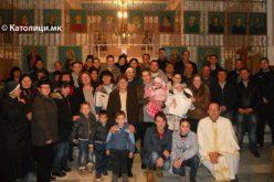 Нова Маала – Благодарни свети Литургии