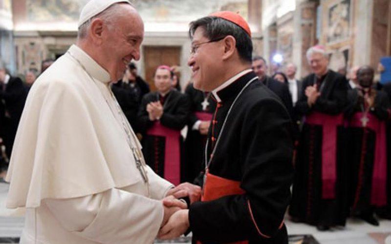 Папата: Црквата постои заради евангелизацијата