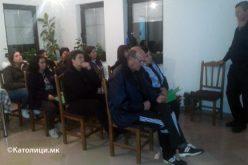 Во Секирник одржана духовна-информативна средба