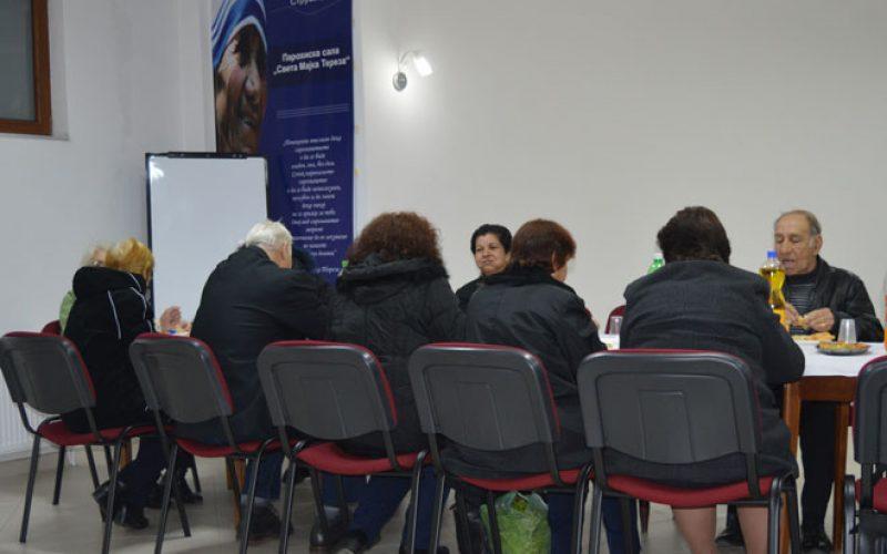 Во Струмица започнаа активностите во Клуб 60+