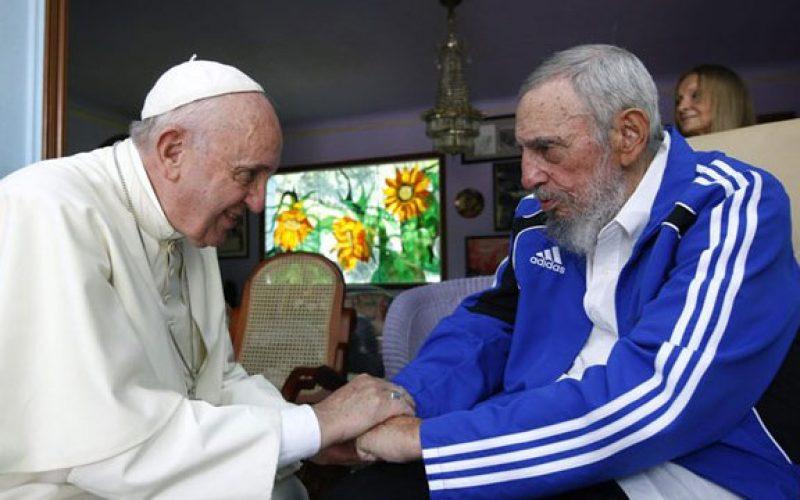 Папата изрази сочувство на кубанскиот народ