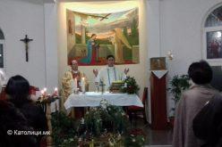 """Прославен празникот """"Рождество Христово"""" во Штип"""