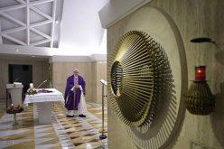 Папата: Во срцето сите носиме отпор кон благодатите