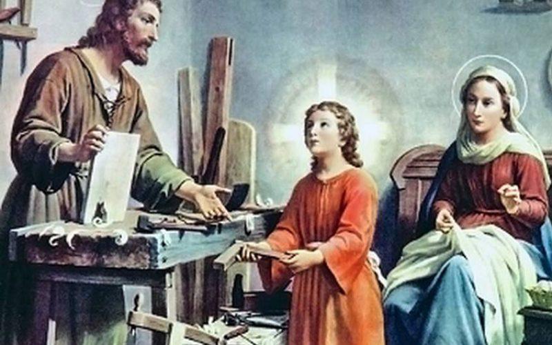 Пет доблести на свети Јосиф