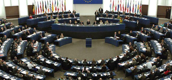 Повеќе од 350 луѓе се молеа во Европскиот парламент