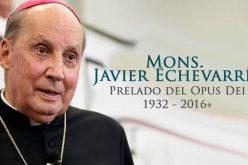 Телеграма со сочуство од Папата за смртта на Хавиер Ечевариjа