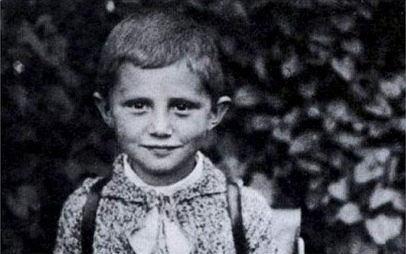 Што посакал 7-годишниот Јозеф Рацингер за Божиќ?