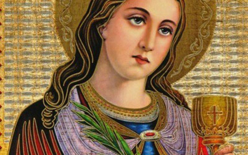 Света великомаченица Варвара