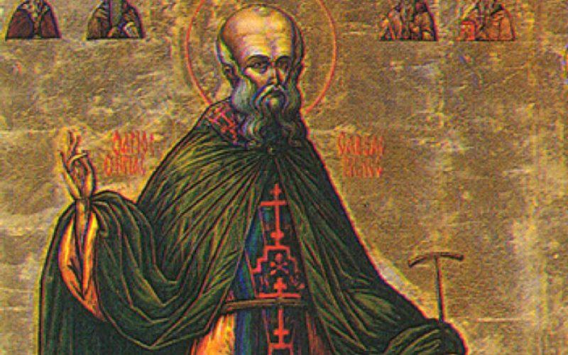 Свети Сава Осветен