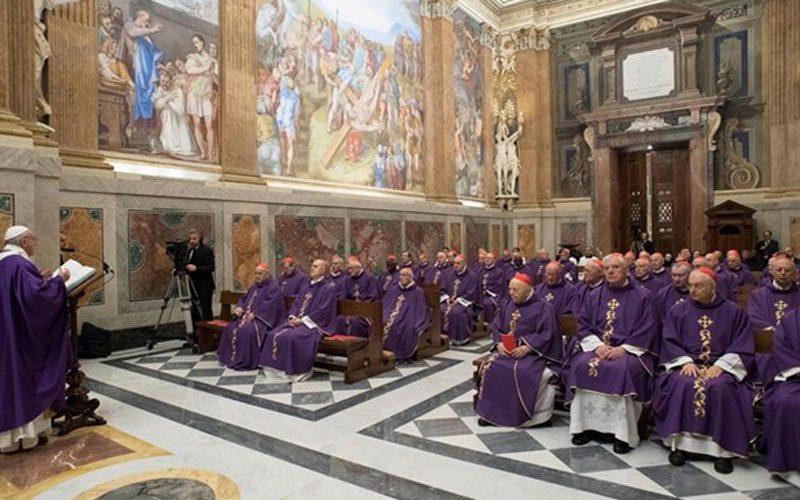 Папата посака мирна, плодна и со вера исполнета старост