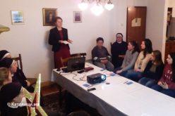 Духовна обнова за девојки и млади жени во Скопје