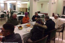 Погледни кои се првите гости на Папата за роденденот
