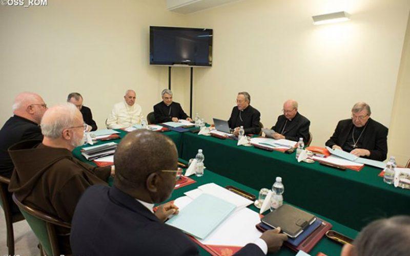 Кардиналскиот совет ја одржа 17. седница