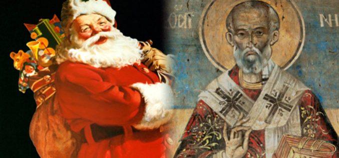 Дедо Мраз или дедо Божиќ?!