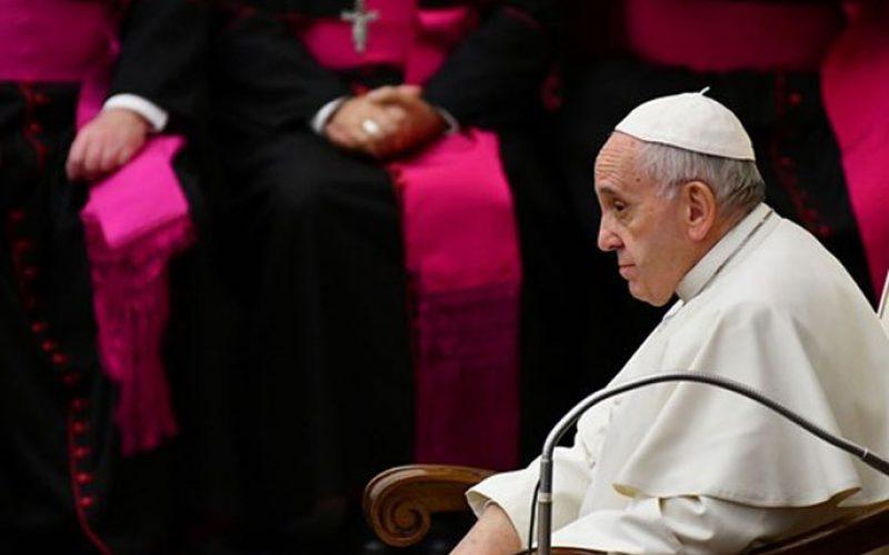 Папата упати телеграма со сочувство до берлинскиот надбискуп