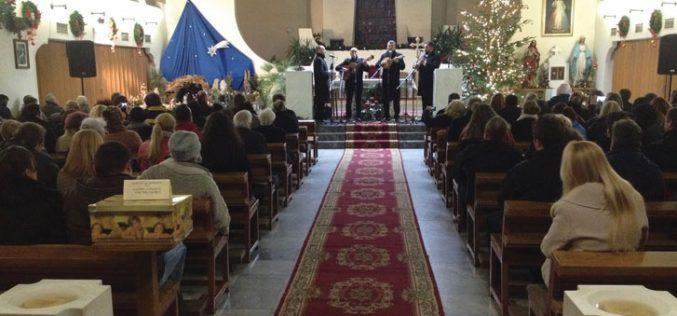 Во Скопската катедрала се одржа Божиќен концерт