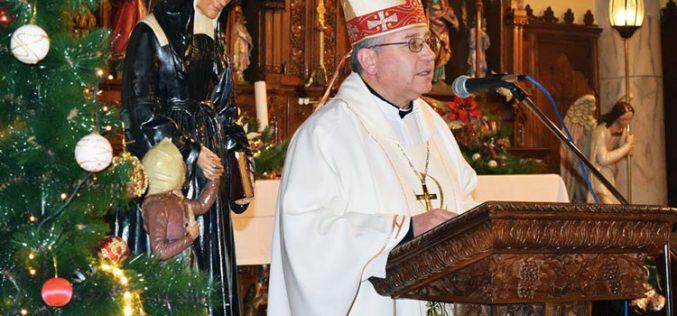 Бискупот Стојанов служеше свечена Миса во Битола