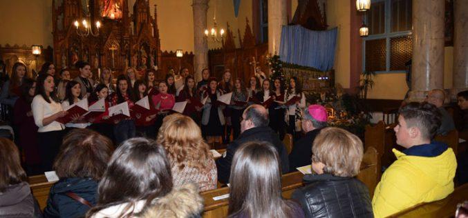 Божиќен концерт во Католичката црква во Битола