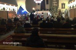 Божиќ во скопската парохија