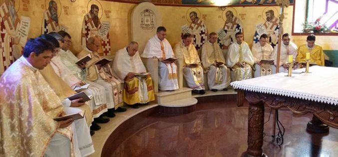 Духовна обнова за свештениците од Апостолскиот егзархат
