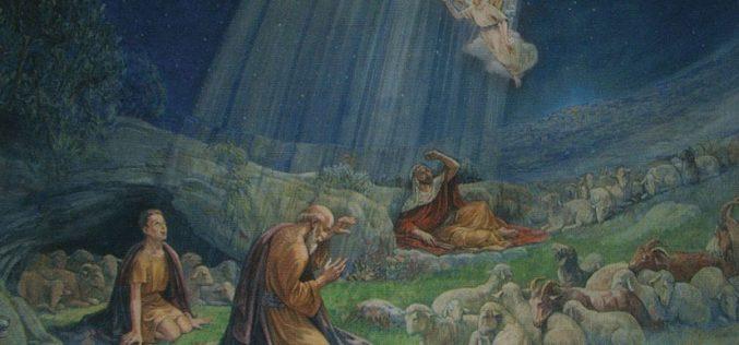 Да ја откриеме длабоката смисла на Божиќ со пастирите