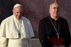 Кардинал Рилко именуван за архипрезвитер на базиликата Света Марија Велика