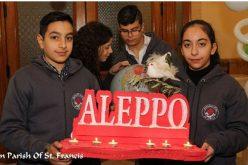 Писмо до Папата од католичка парохија од Алепо