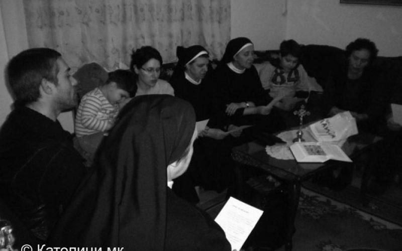 Како изгледа еден ден на сестрите Евхаристинки?