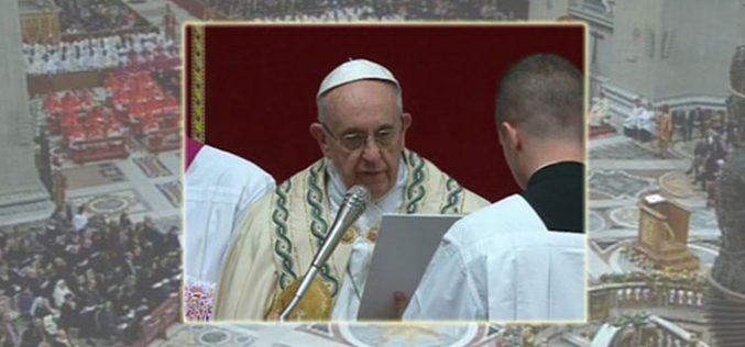 Папата упати писмо до епископите
