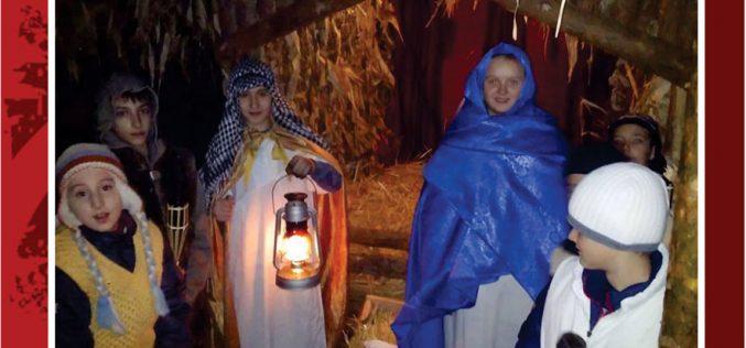 Струмица: Дворот на црквата ќе се претвори во градот Витлеем