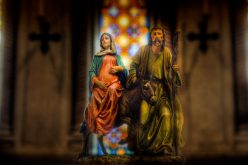 Јосиф со страв го очекува раѓањето Божјо