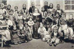 Сестра Еврозија како вероучителка